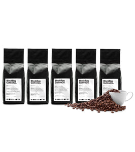 5x Blend Coffee Tasting Kit