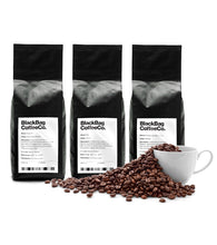 Load image into Gallery viewer, Black Bag Coffee Tasting Kit