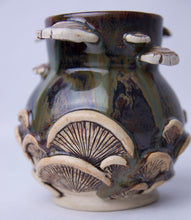 Load image into Gallery viewer, Small Fly Agaric Fairy Mushroom Jar