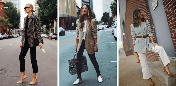 How to Style Blazers