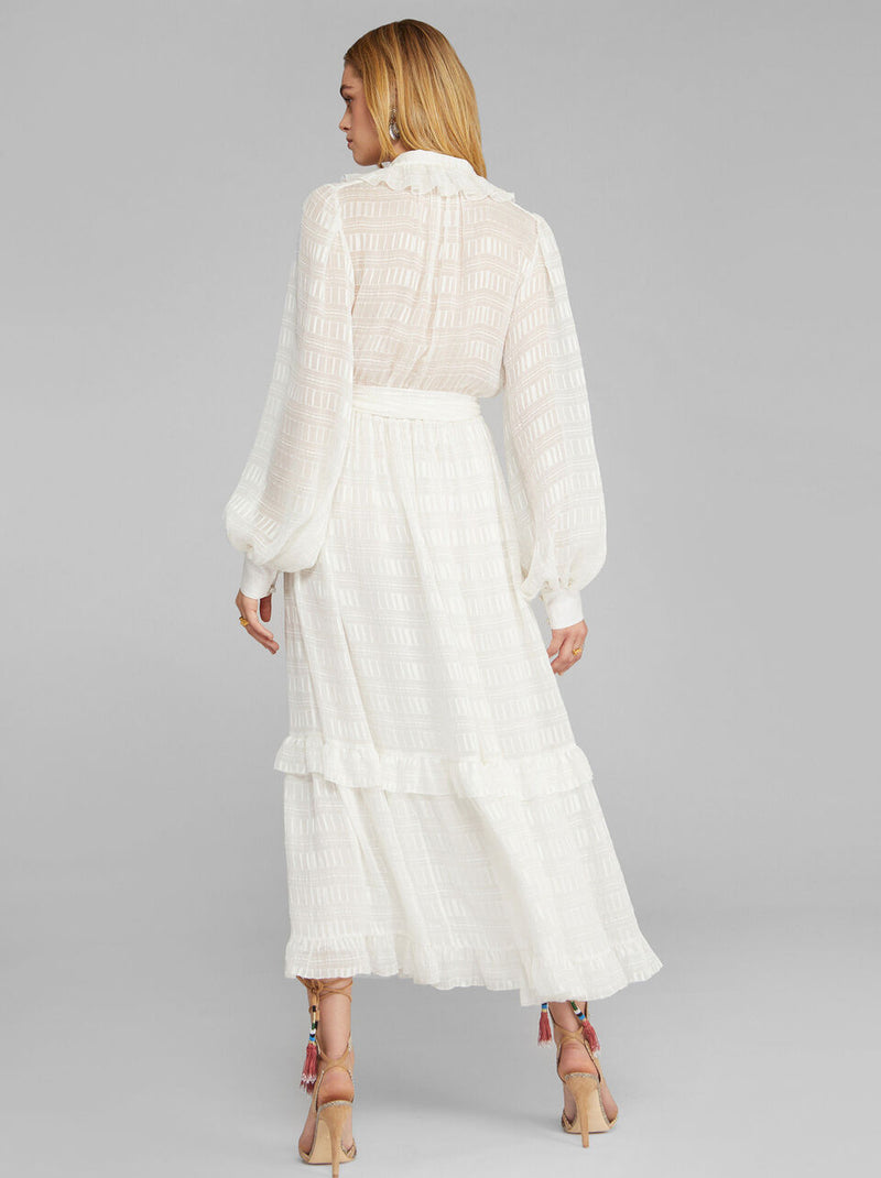 Dress offwhite