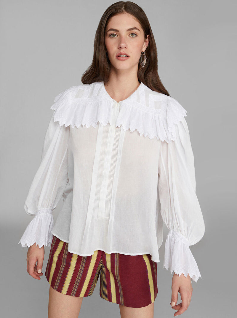 Blouse offwhite