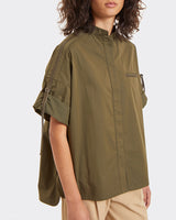 Blouse hunter green