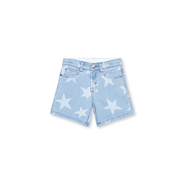 Shorts blue-honey