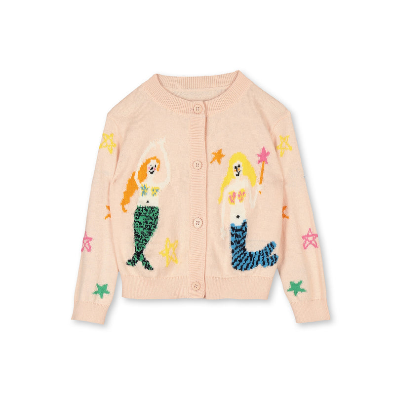 Cardigan Mermaids