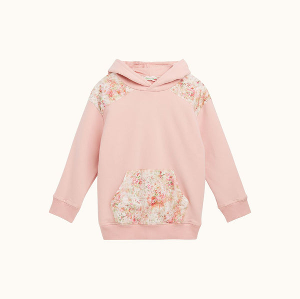 Sweater upb rose fard