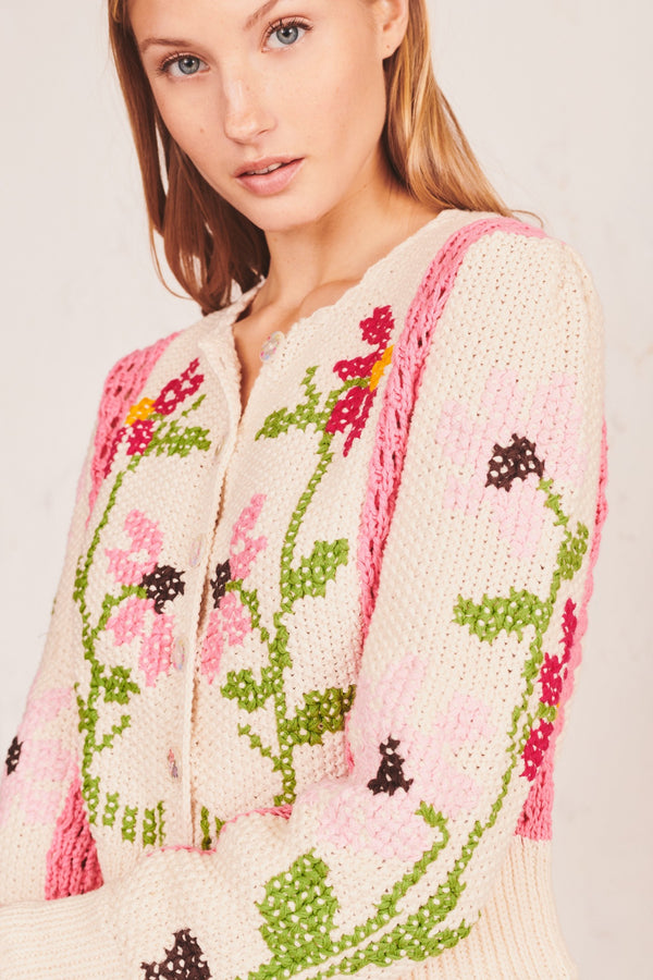 Flossie Sweater