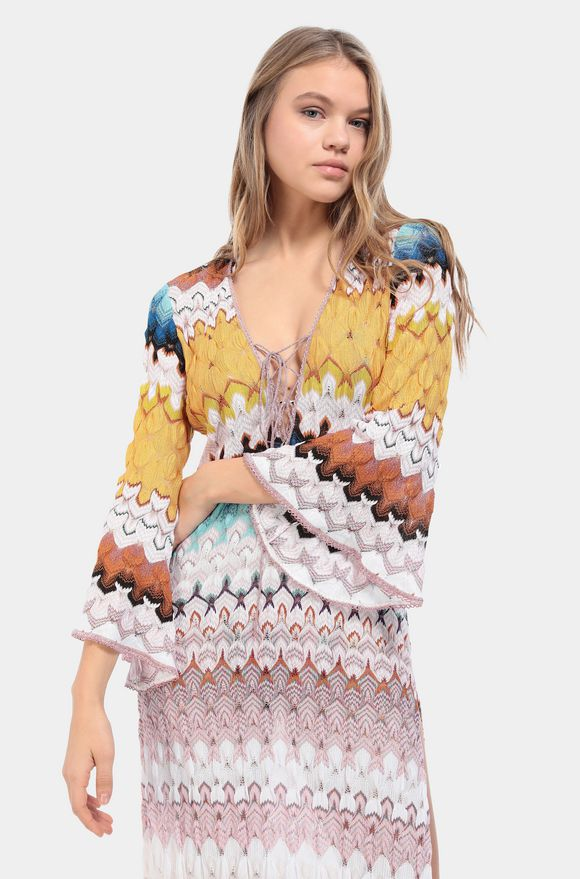 Multi Pattern Tunic