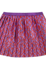 Skirt lurex