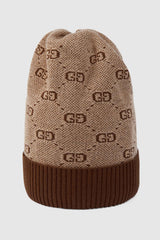 Children's GG wool cotton hat