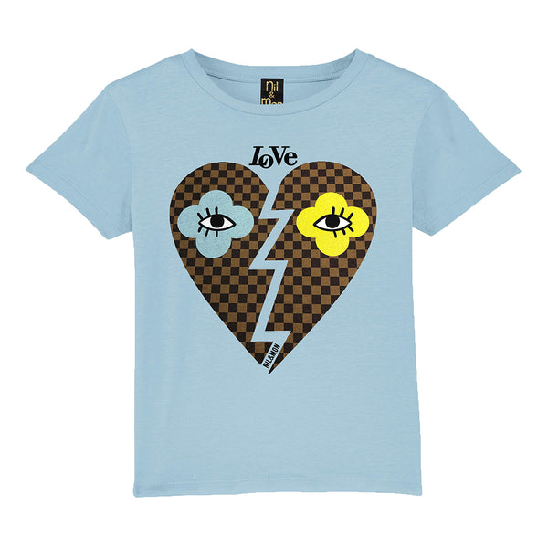 Love Heart Logo T-Shirt