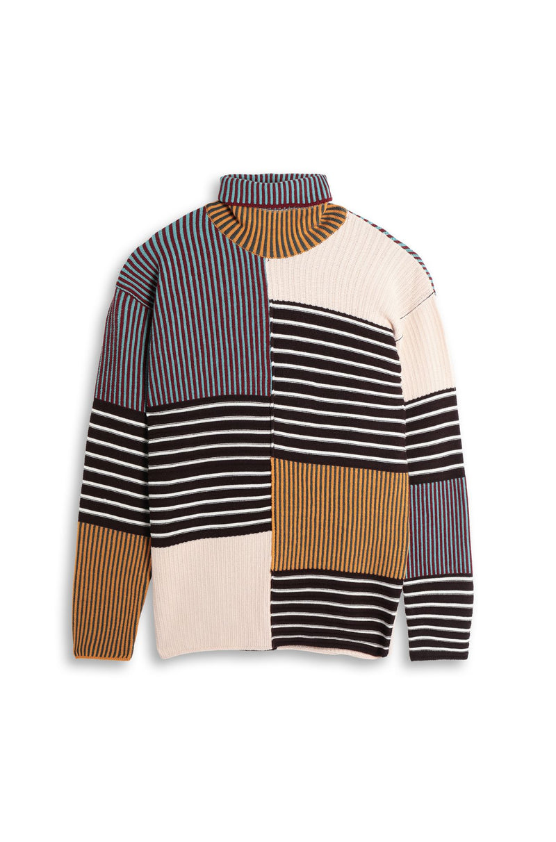 Sweater Turtleneck multi