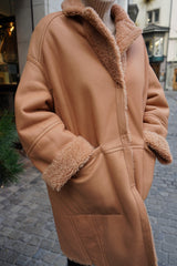 Sherling Coat romance