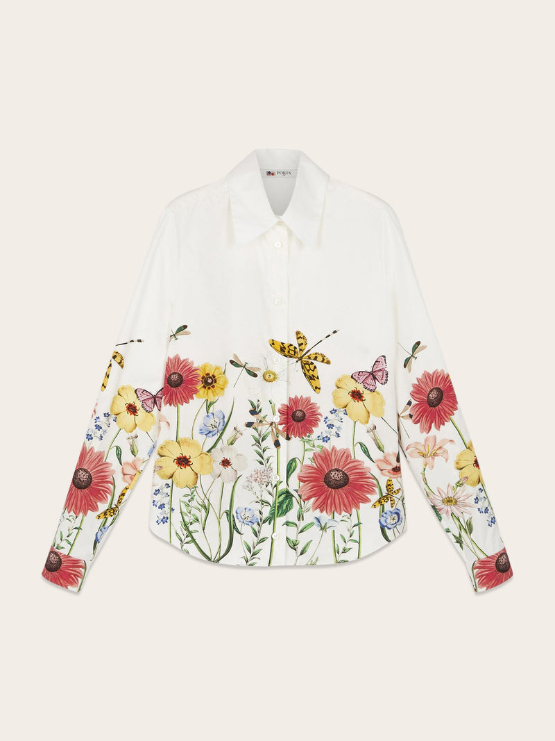 In The Garden Button Down Shirt