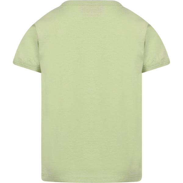 Guccishire Logo T-Shirt in Green
