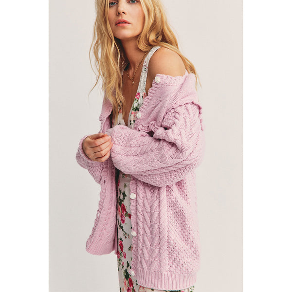 Lake Boyfriend Cardigan