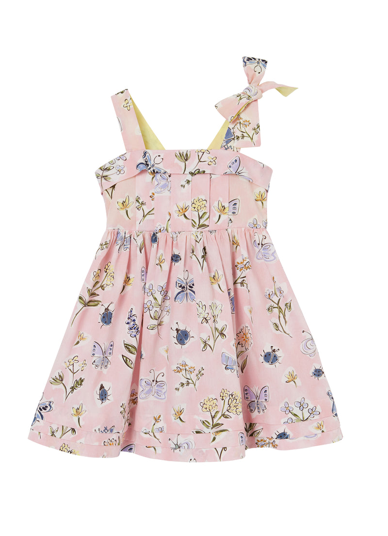 Flower Sujet Dress