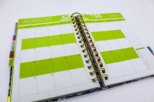 INSPIRA 2021 WELLNESS AND WEIGHT LOSS PLANNER