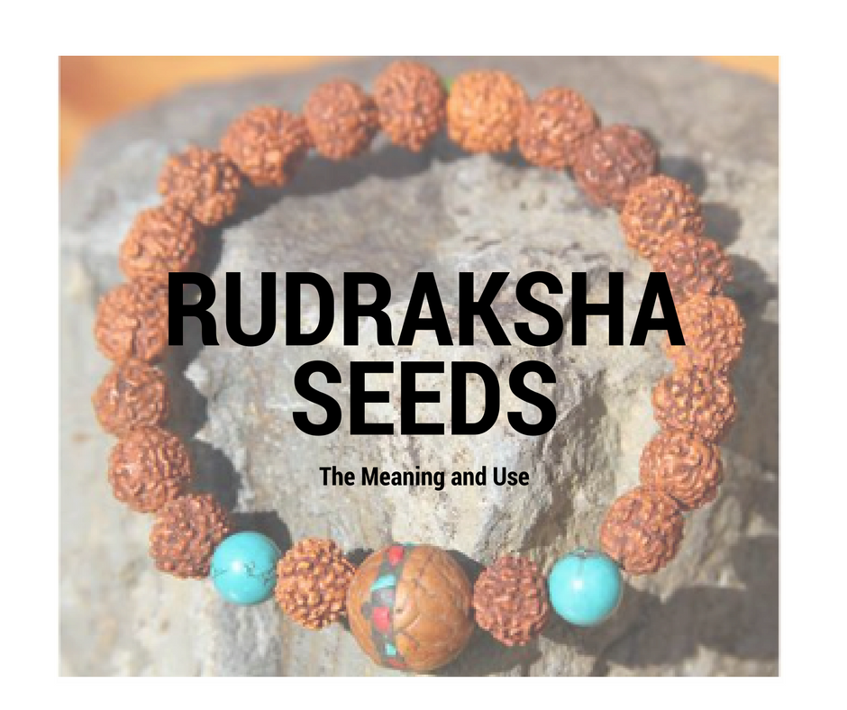 Rudraksha Seeds: The Meaning and Use