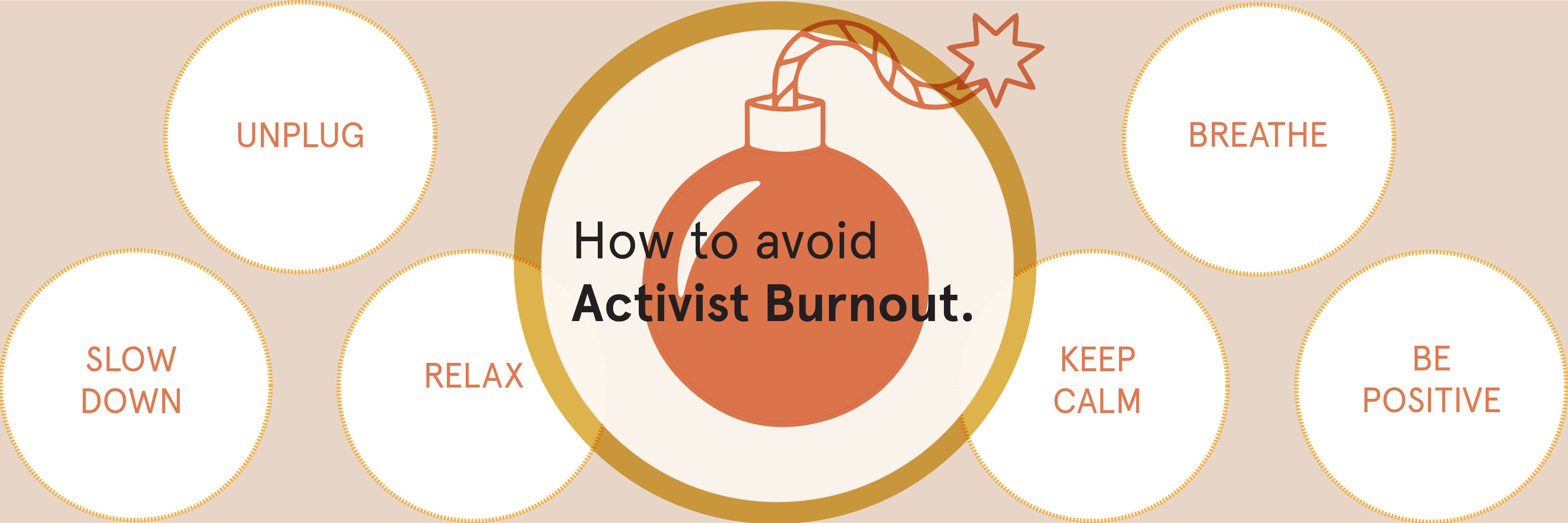 How to Avoid Activist Burnout