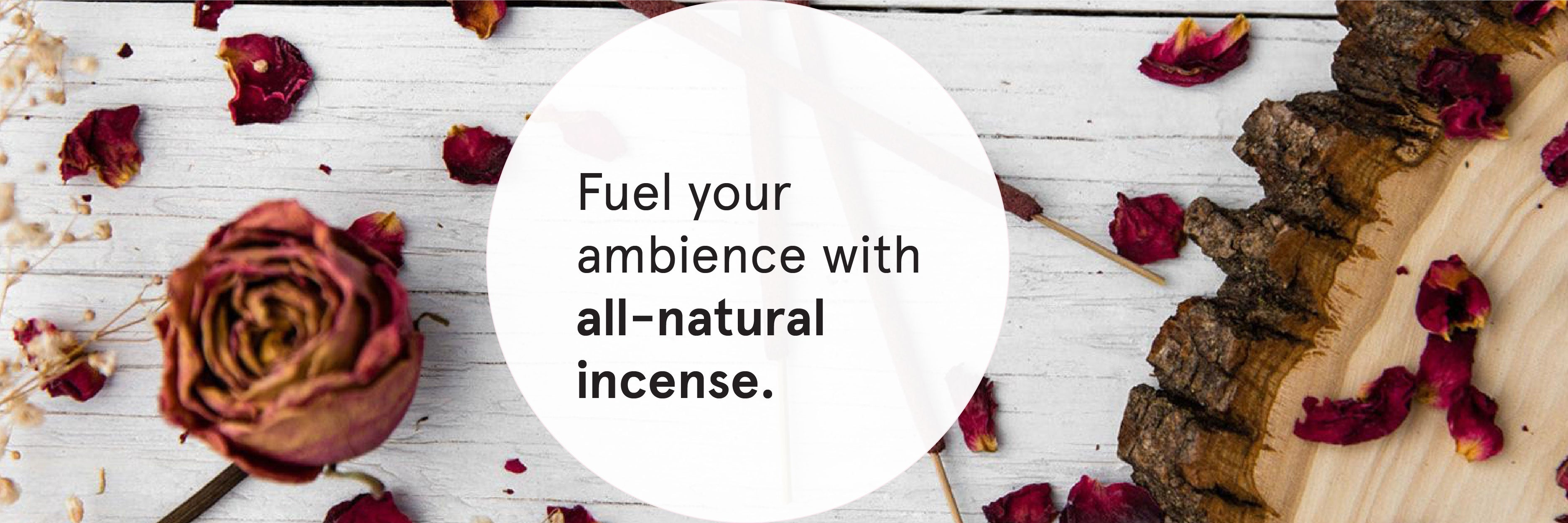 Fuel Your Ambience with All-Natural Incense