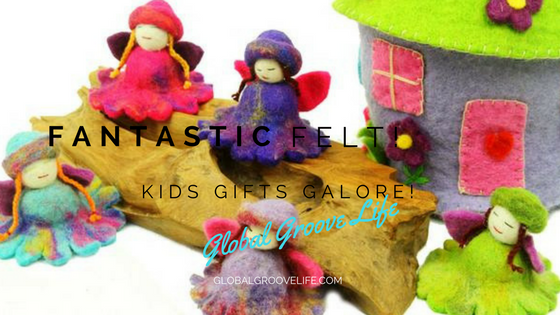 Fantastic Felt! Kids Gifts Galore!