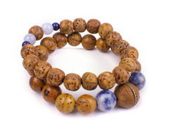 bodhi seeds, bodhi bracelets, wrist malas, sacred seeds, fair trade, global groove life, conscious consumer