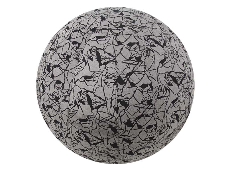 65cm Balance Ball / Yoga Ball Cover: Quake