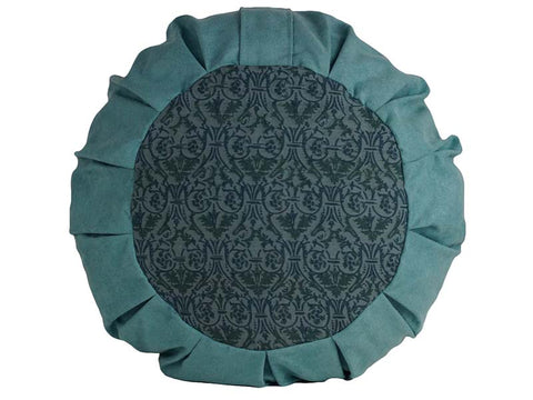 Meditation cushion in faux suede, SAGE Rhapsody - Global Groove Life