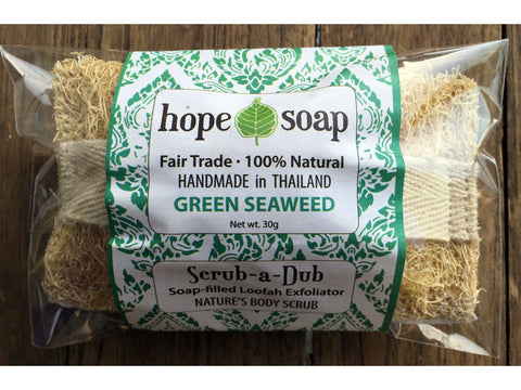 HOPEsoap Scrub-a-Dub, small - Global Groove Life
