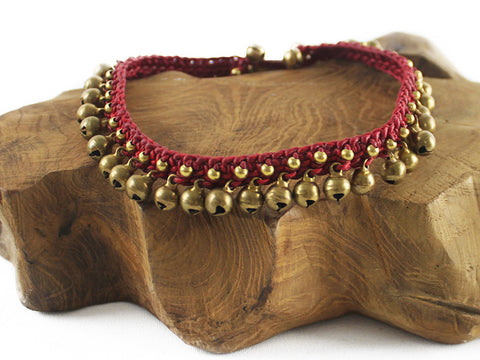 Rasa Bells Anklet - Global Groove Life