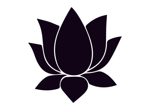 21236 Lotus Chakra Decal Stickers* - Global Groove Life