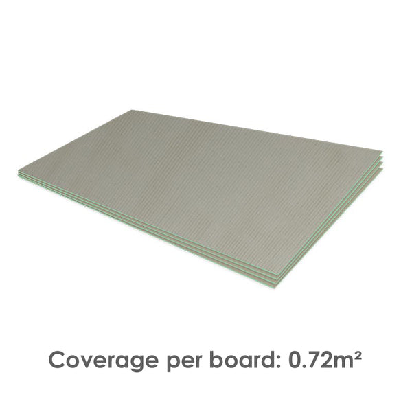 Coated Insulation Board (timber  substrates)