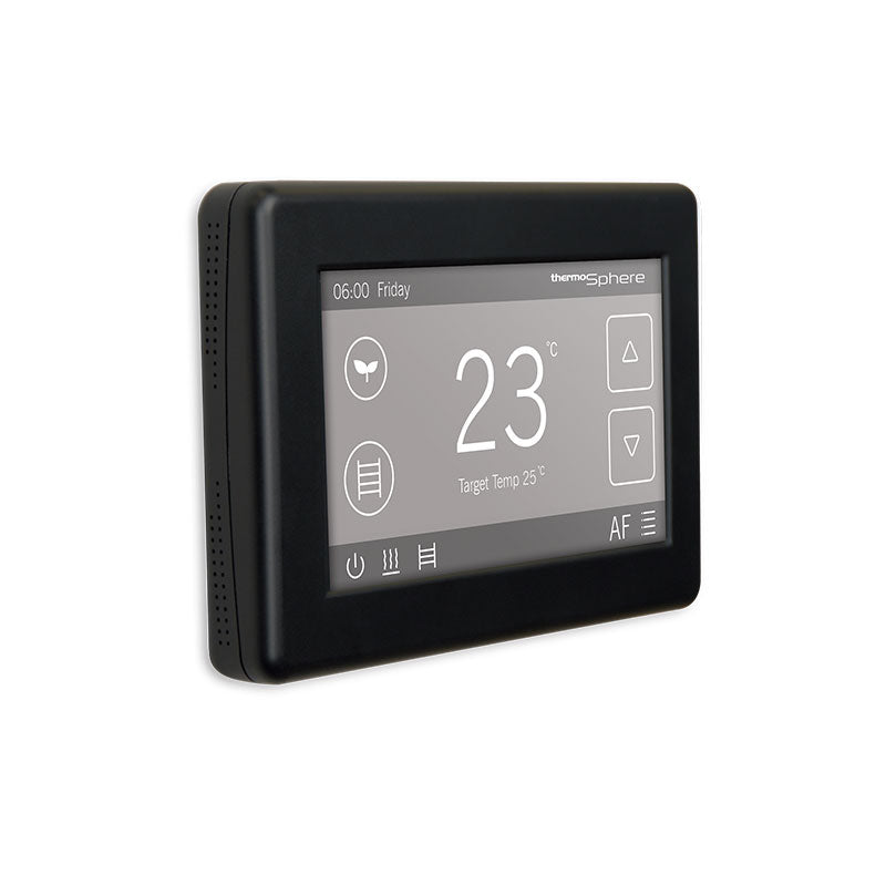 Dual Control Thermostat