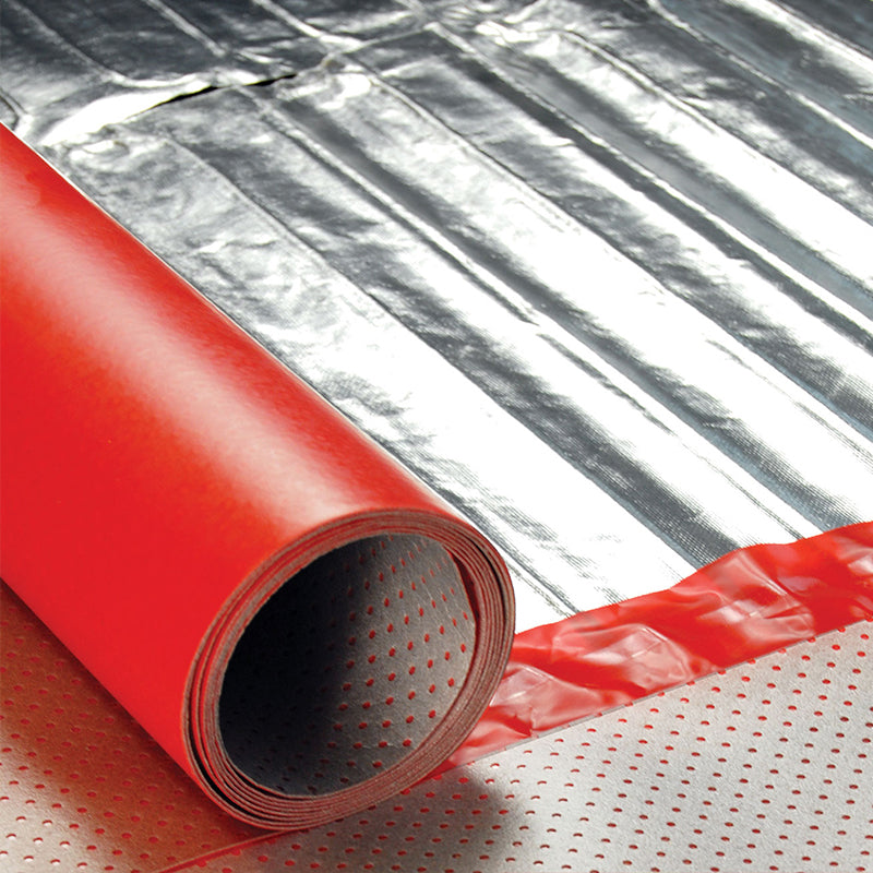 Heating Foil Cushioning Overlay