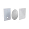 Mirror Demister Pad - Oval
