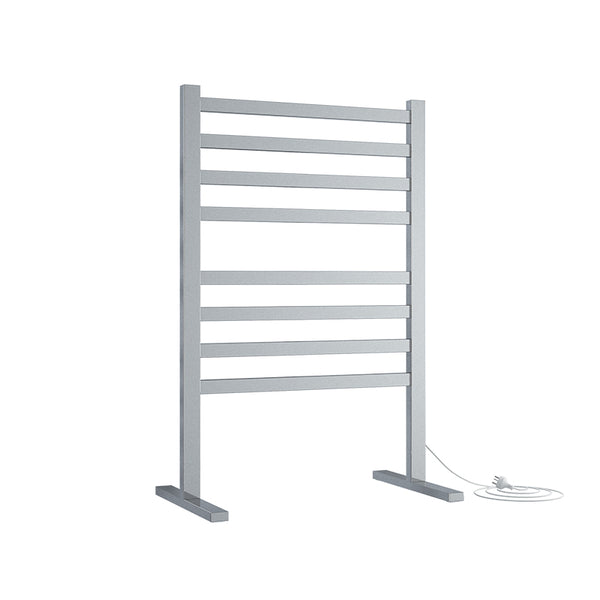 Heated Towel Rail Floor Standing 900 x 590mm