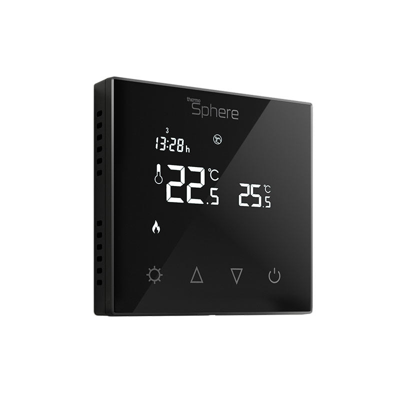 Wireless Programmable Thermostat with Hub
