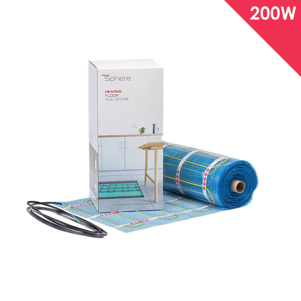 Electric Underfloor Heating Mesh - 200W