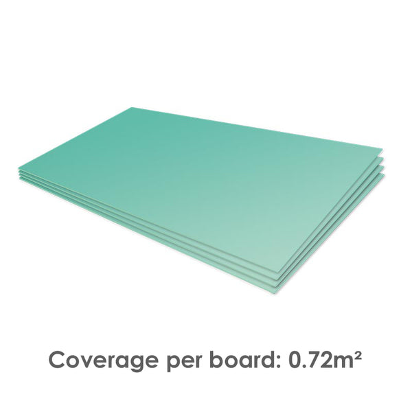 Un-coated Insulation Board (concrete substrates)
