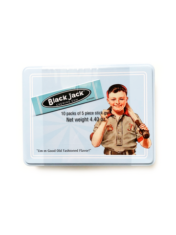 Blackjack Old Fashioned Gum 10pk