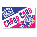 Freak Candy Card