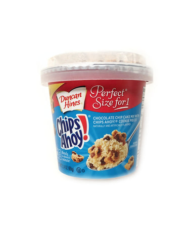 Chips Ahoy Cake Mix Cups
