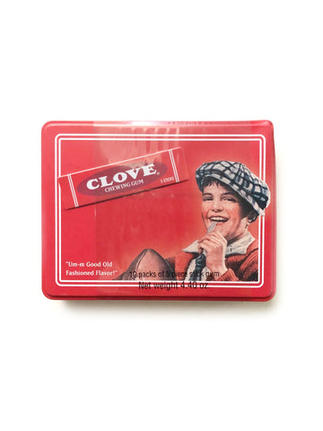 Clove Old Fashioned Gum 10pk