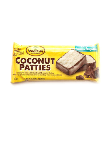 Anastasia Coconut Patties