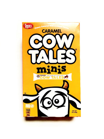 Mini Caramel Cow Tales Theatre Box