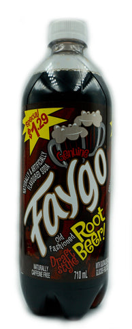 Faygo Draft Style Root Beer 710mL