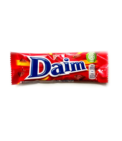 UK Daim Bar