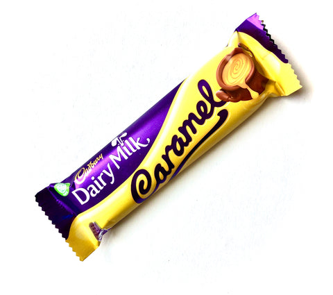 UK Dairy Milk Caramel