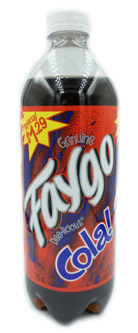 Faygo Cola 710mL